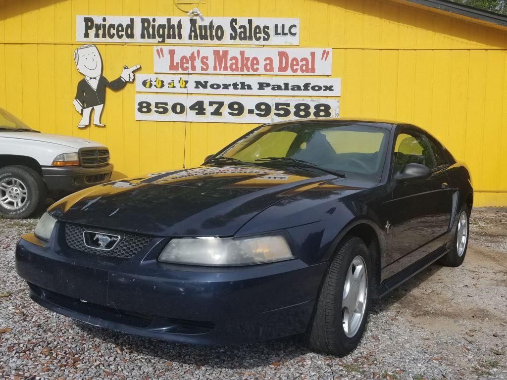 2003 Ford Mustang - 3083   Priced Right Auto Sales, LLC   Used Cars ...