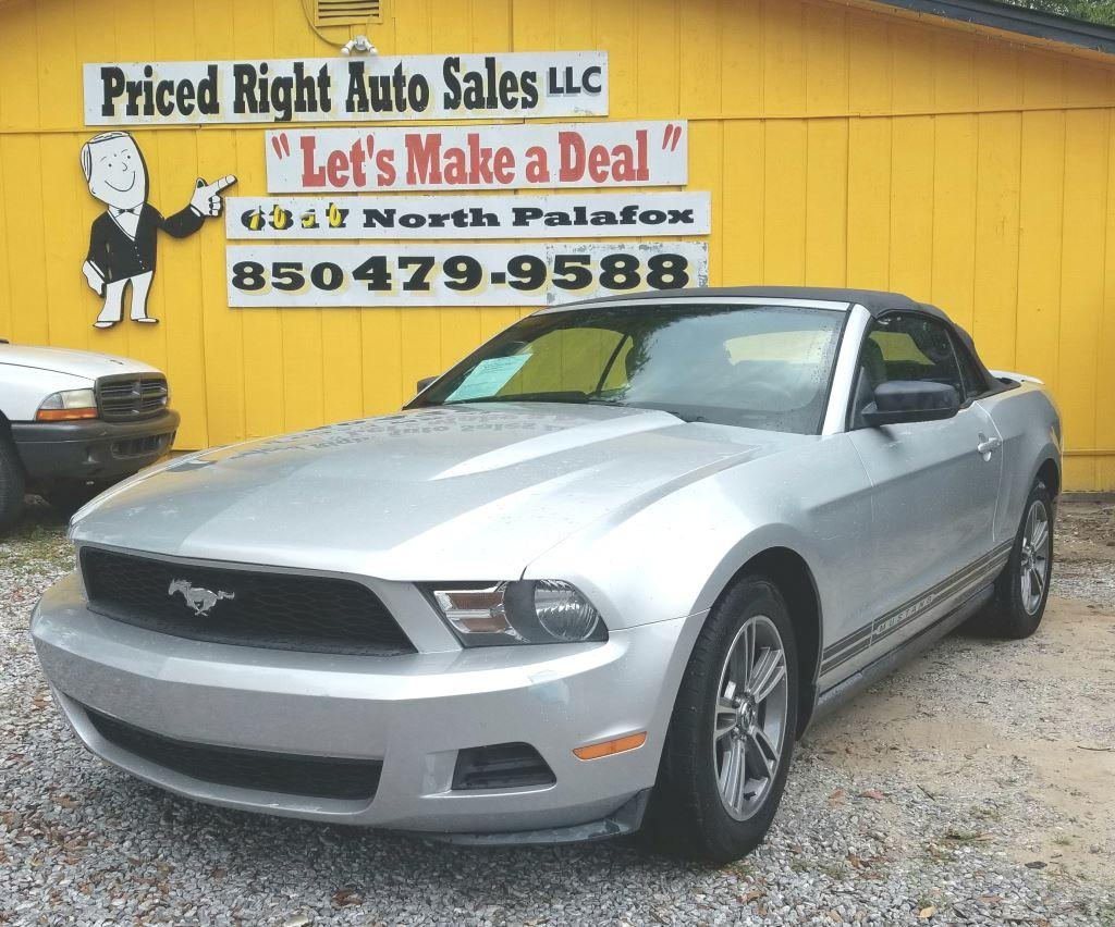 2010 Ford Mustang - 3098   Priced Right Auto Sales, LLC   Used Cars ...