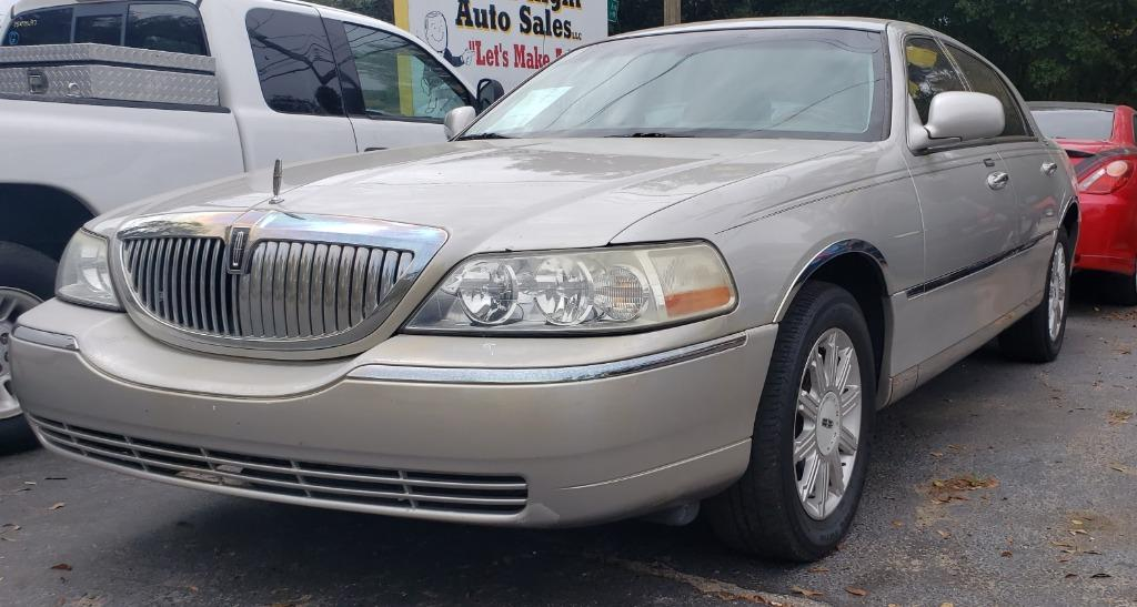 2007 Lincoln Town Car 3627 Priced Right Auto Sales Llc Used Cars For Sale Pensacola Fl