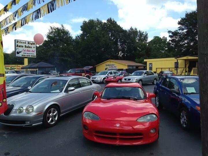 Used Cars Pensacola >> About Us Priced Right Auto Sales Llc Used Cars For Sale